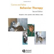 Canine and Feline Behavioral Therapy by Benjamin L. Hart