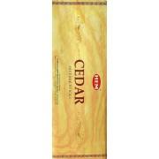 Oryginalne Indyjskie kadzidła Cedar 120szt