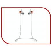 Гарнитура Plantronics BackBeat GO 3 White-Orange 204351-05