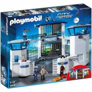 Playmobil Police Headquarters With Prison 6919