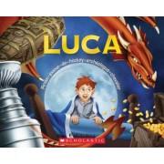Luca Pirate-Joueur-de-Hockey-Archeologue-Chevalier by Mireille Messier