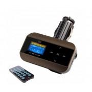 Aвтомобилен FM трансмитер FM30B с 6 месеца гаранция