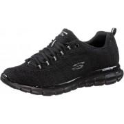 Skechers Synergy Sneaker Damen in schwarz, Größe: 36