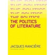 Politics of Literature by Jacques Ranciere