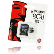 Card memorie Kingston MicroSDHC 8Gb Blister