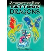 Glow-In-The-Dark Tattoos Dragons by Christy Shaffer