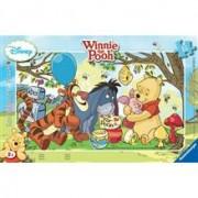 Puzzle Petrecerea Lui Winnie, 15 Piese