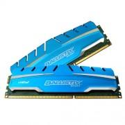 Ballistix Sport XT Kit Memoria da 8 GB (4 GBx2), DDR3, 1866 MT/s, (PC3-14900) UDIMM, 240-Pin - BLS2C4G3D18ADS3CEU