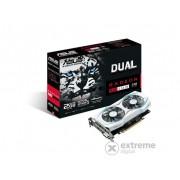 Placa video Asus AMD RX 460 2GB GDDR5 - DUAL-RX460-2G