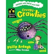 Creepy-crawlies by Philip Ardagh