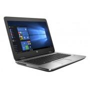 HP ProBook 640 i5-6200U 14.0 4GB/1T PC Core i5-6200U, 14.0 HD AG LED SVA, UMA, 4GB DDR4 RAM, 1.0TB HDD, DVD+/-RW, BT, 3C Battery, FPR, Win 10 PRO 64 DG Win 7 64, 1yr Warranty
