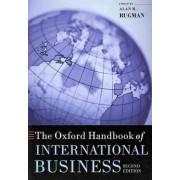 The Oxford Handbook of International Business by Alan M. Rugman