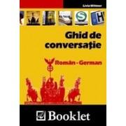 Ghid de conversatie Roman-German (ed. Booklet).