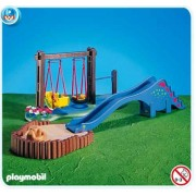Playmobil Playground Equipment