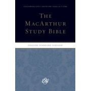 ESV MacArthur Study Bible, Personal Size by John F. MacArthur