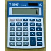 Calculator 12 dig, cu 4 taste de memorie si GT, T2000