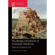 Routledge Handbook of European Elections by Donatella M. Viola