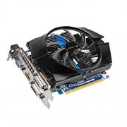 Gigabyte N740D5OC-2GI Carte graphique Nvidia GeForce GT 740 993 MHz 2048 Mo PCI Express