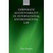 Corporate Accountability in International Environmental Law by Elisa Morgera