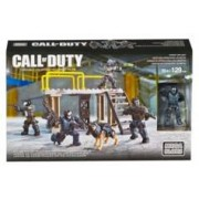Mega Bloks Jeu de construction Call of Duty, série Action Figures - Cover Ops Unit