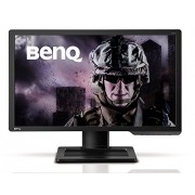 BenQ XL2411Z 60.96 cm (24 inch) 144Hz 1ms Gaming Monitor NVIDIA 3D Vision Supported seamless FPS RTS MOBA Game eSport