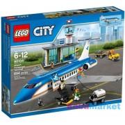 LEGO CITY Repülőtéri terminál 60104