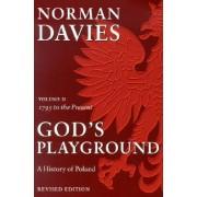 God's Playground by Norman Davies