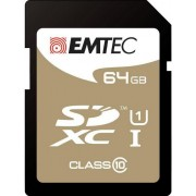 Card de memorie Emtec ECMSD64GXC10, SDXC, 64GB, Clasa 10