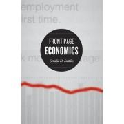 Front Page Economics by Gerald D. Suttles
