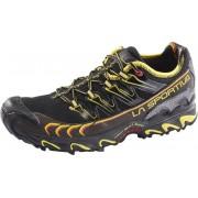 La Sportiva Ultra Raptor Trailrunning Shoes Men black/yellow 43,5 Running