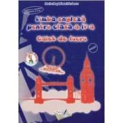 Engleza cls 4 caiet - Maria-Magdalena Nicolescu