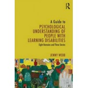 A Guide to Psychological Understanding of People with Learning Disabilities by Jenny Webb