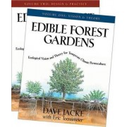 Edible Forest Gardens: 2 Volume Set by Dave Jacke