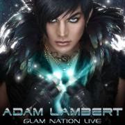 Adam Lambert - Glam Nation Live (0886978342621) (1 CD + 1 DVD)