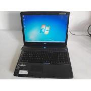 Laptop Acer Aspire 7530 AMD Athlon X2 2,10 GHz HDD 160 GB 2 GB RAM WebCam WiFi DVD-RW