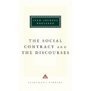 The Social Contract and the Discourses by Jean-Jacques Rousseau