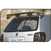 Aileron sans feu VW Polo (6N) 1996->2001 Kit Car - ICC TUNING specialiste becquet automobile