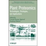 Plant Proteomics by Randeep Rakwal