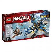 LEGO Ninjago Jay s Elemental Dragon 70602