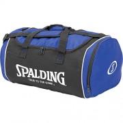 Spalding Sporttasche TUBE SPORTBAG - royalblau/schwarz/weiß   L