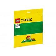 Placa de baza verde LEGO - 10700