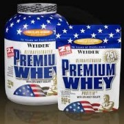 Weider Premium Whey mikroszűrt tejsavófehérje koncentrátum és izolátum keverék 500g aszpartám mentes