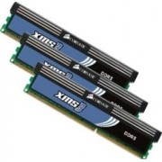 Kit memorie Corsair Triple Channel 3x2GB DDR3 1600MHz Rev. A