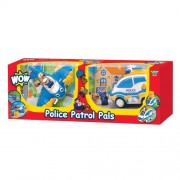 WOW Toys Police Patrol Pals 2-in-1 Multipack