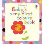 Baby's Very First Colours Book by Jenny Tyler