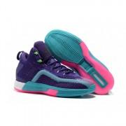 Adidas J Wall 2 Boost PrimeKnit purple