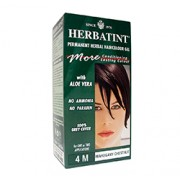 HERBATINT PERMANENT HERBAL HAIRCOLOUR GEL (4M - Mahogany Chestnut) 1 or 2 Applications