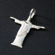 Pendant Silver 925 Cristo Redentor