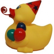 Rubber Ducks Family Party Rubber Duck Waddlers Brand Toy Rubber Duck Squeaking and Tongue Blowing Party Celebration Fun All Depts. Favor Gift New Year Birthday Baby Shower Christmas