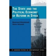 The State and the Political Economy of Reform in Syria by Raymond A. Hinnebusch